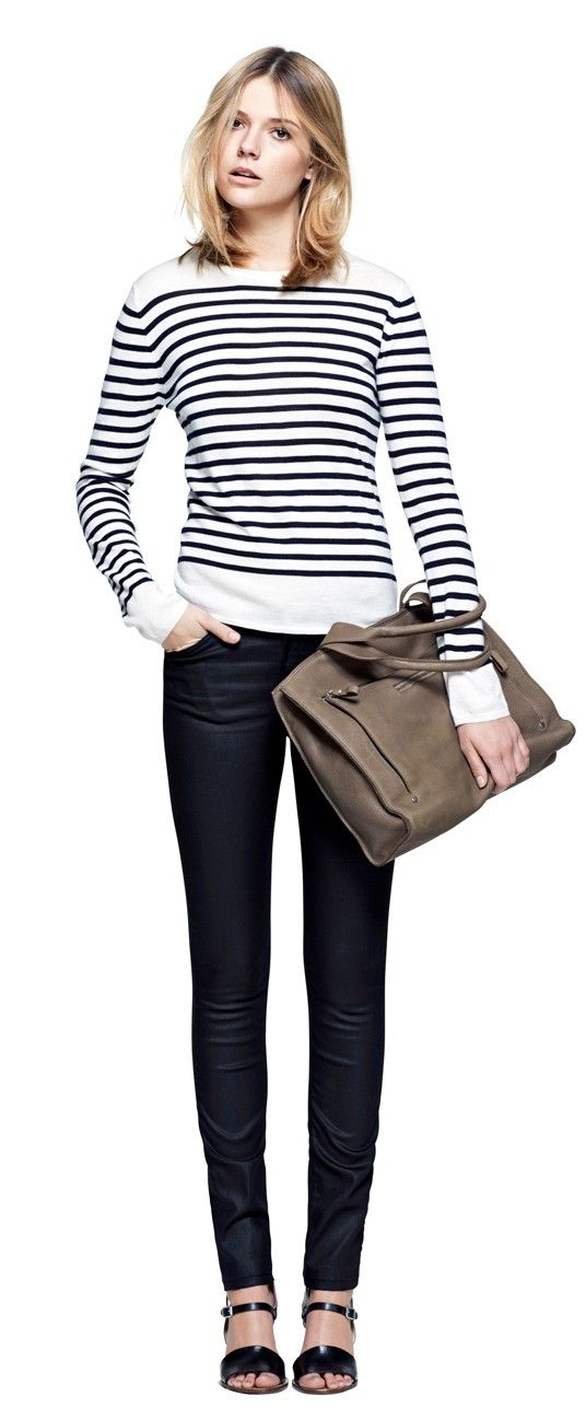 filippa k knit stripe top