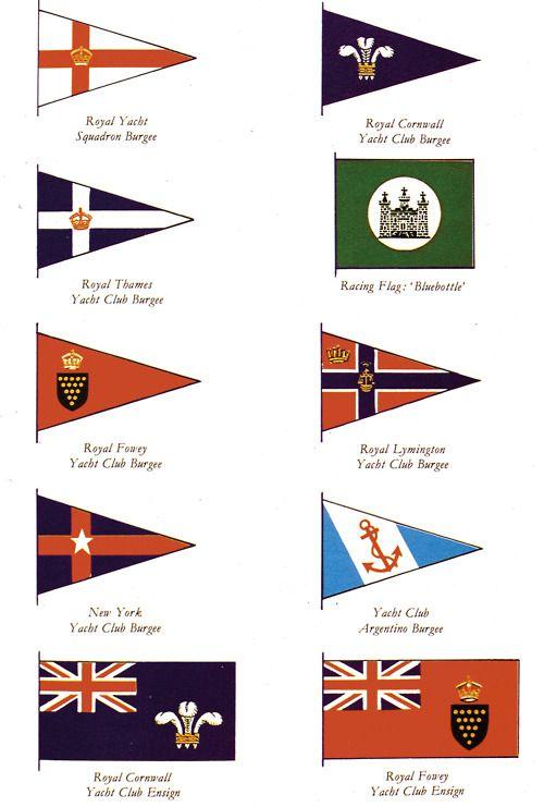 Burgees Flag Design Flag Signal Flags