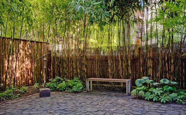 Incroyable Bamboo Garden Design Ideas Privacy Fence Garden Bench Garden Decoration