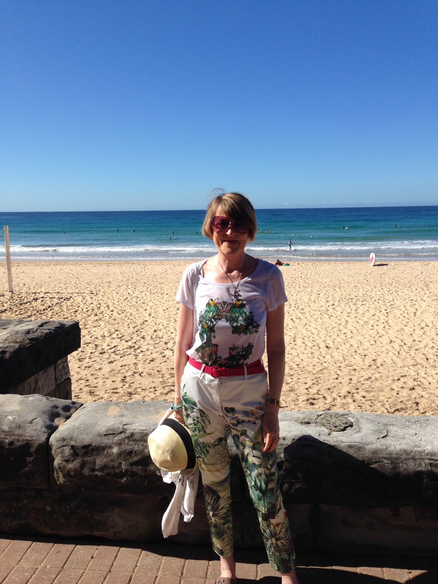 Me at Manly Beach
