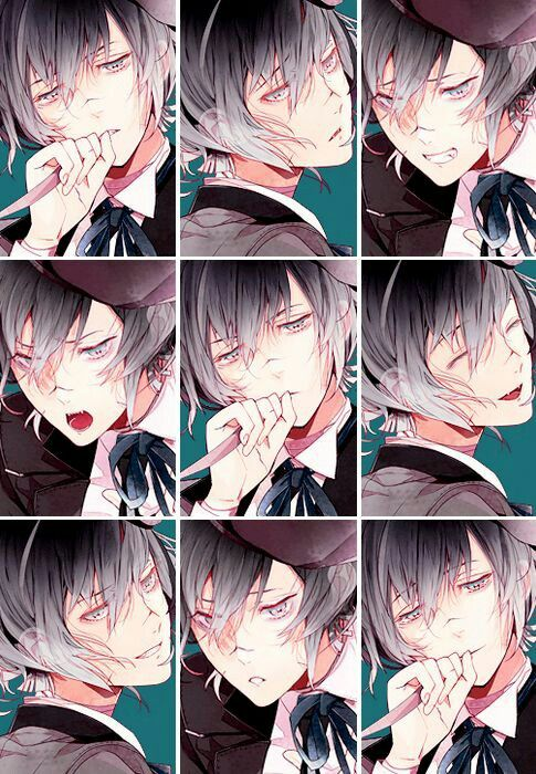 Anime diabolik lovers | azusa mukami