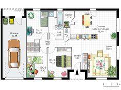 Plan De Maison Americaine Infos Et Ressources 11 1