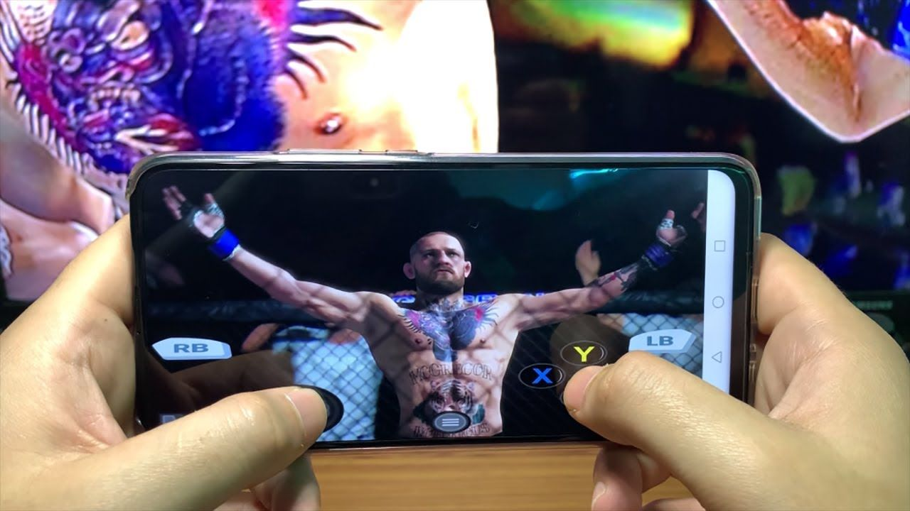Ufc Mod Apk Ea Sports Ufc 3 Mobile Gameplay How To Play On Android For Free In 2020 Ufc Ea Sports Ufc Ea Sports