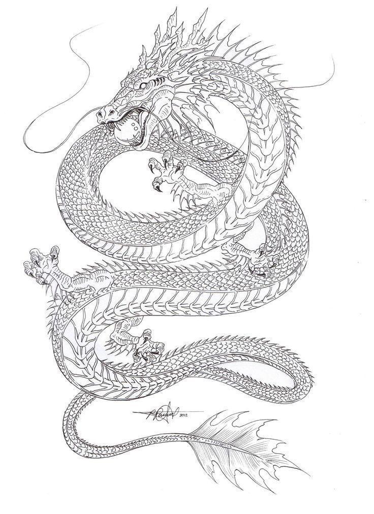 , Entdecken Sie die verborgenen Geheimnisse der Geschichte der chinesischen Drachen, alle, My Tattoo Blog 2020, My Tattoo Blog 2020