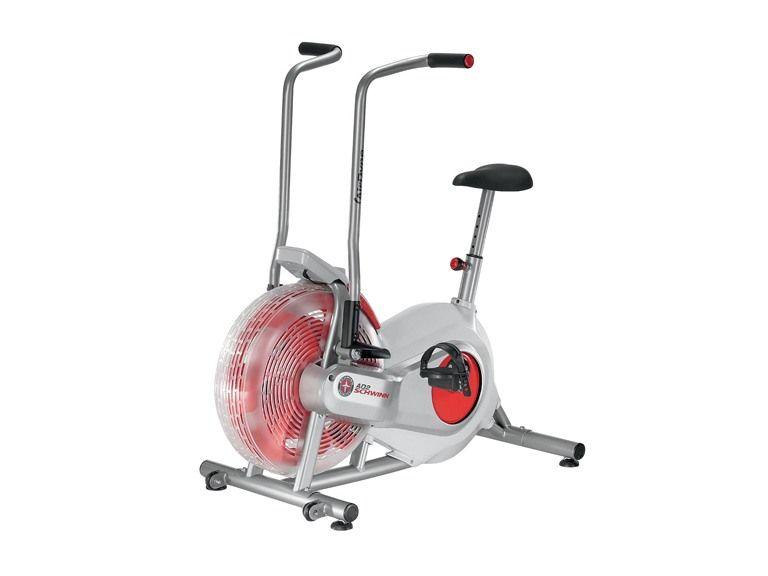 Schwinn Airdyne Upright Stationary Bike For 219 99 Biking Workout Best Exercise Bike Cheap Exercise Bike