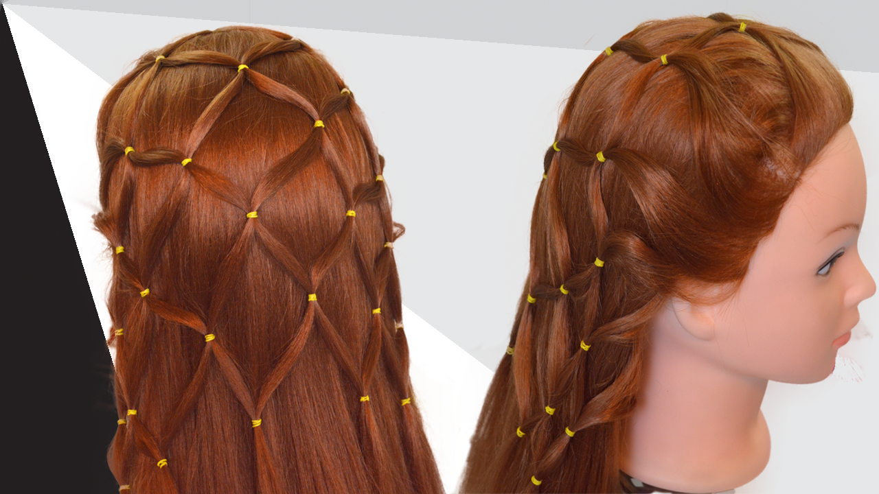 Pin On Hairstyles At Home