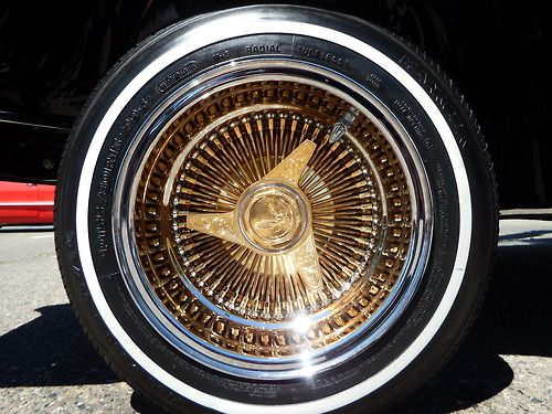 Lowriders And Low Lows Lowriders Rims For Cars Lowrider Cars