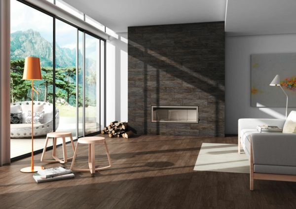 Fliesen in Holzoptik - die moderne Alternative Boden and Salons