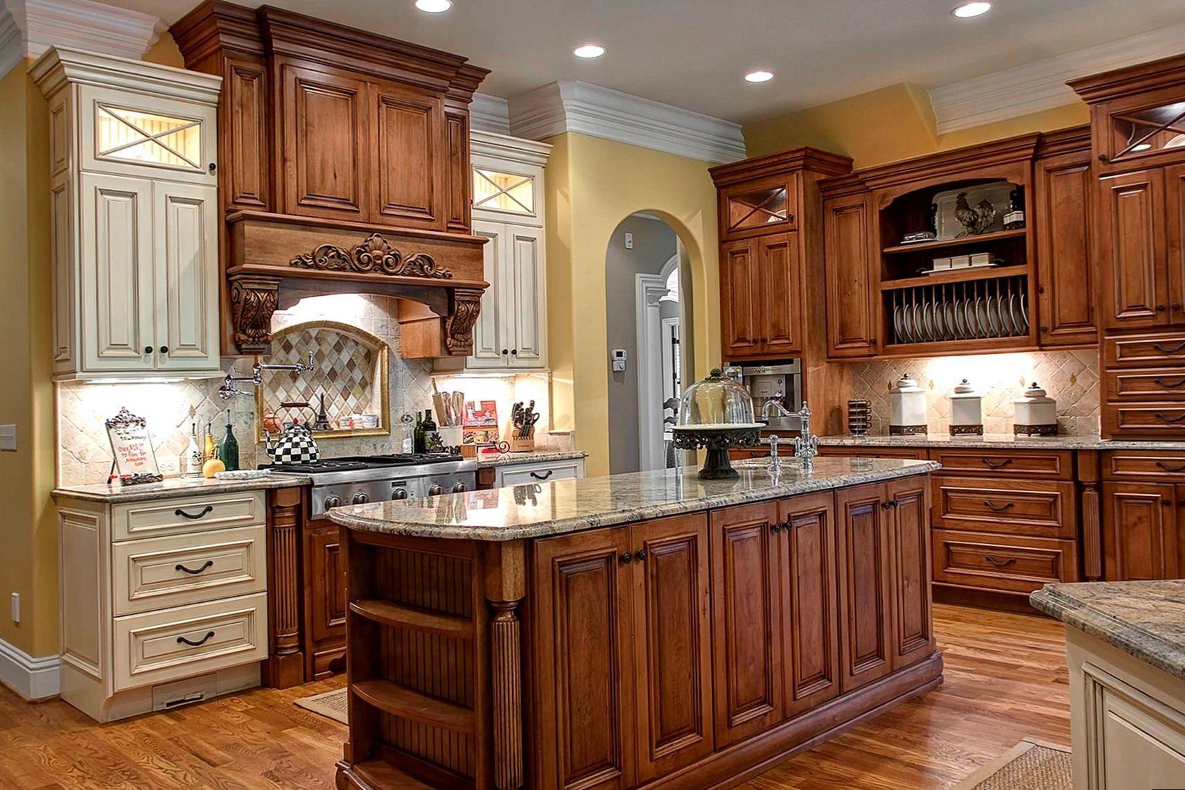 30 Stunning Wood Hood Kitchen Design Ideas For Inspiration