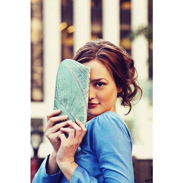 Beautiful People / Leighton Meester found on Polyvore