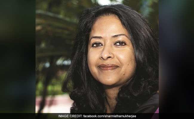 President Mukherjee's Daughter Faces Harassment, Posts Texts On Facebook