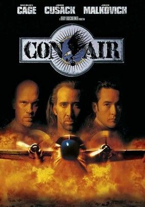 Con Air 1997 Newly Released From Prison Ex Con Cameron Poe