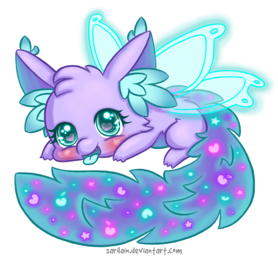 Pin By Ephphatha On Creature Concepts Cute Dragon Drawing Cute Fantasy Creatures Kawaii Animals
