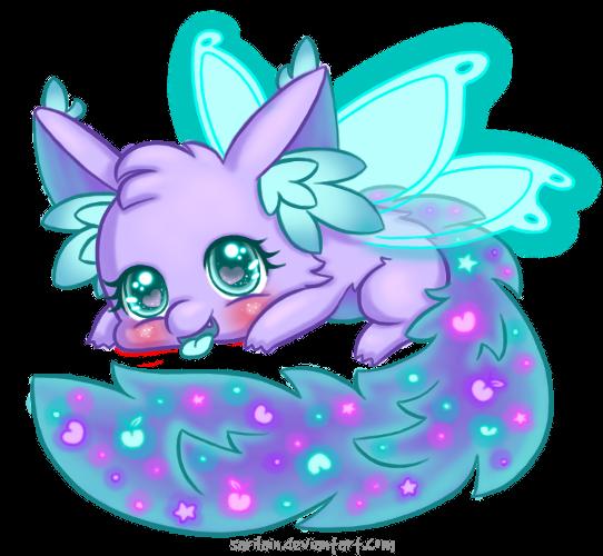[Adoptable] Dreamkit : Star Berry Dragon by Sarilain