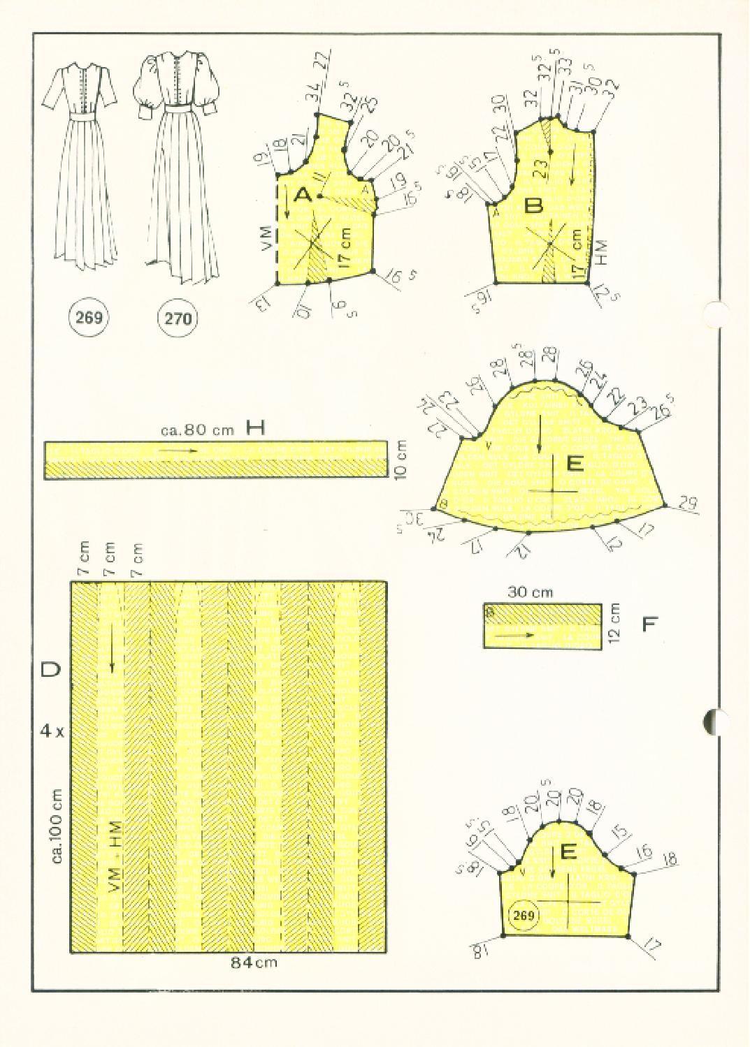 Vintage Sewing Patterns 146 autumn 1977  Patternmaking