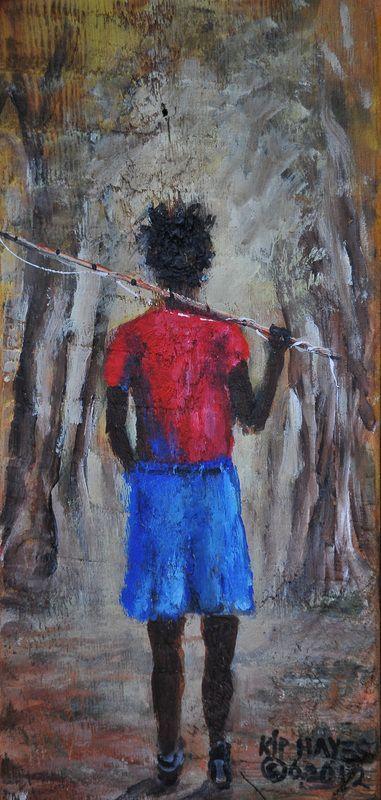 Kip Hayes [Gallery of S'rn Art]