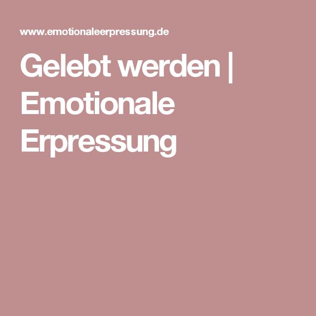 Psychologie heute emotionale Affäre