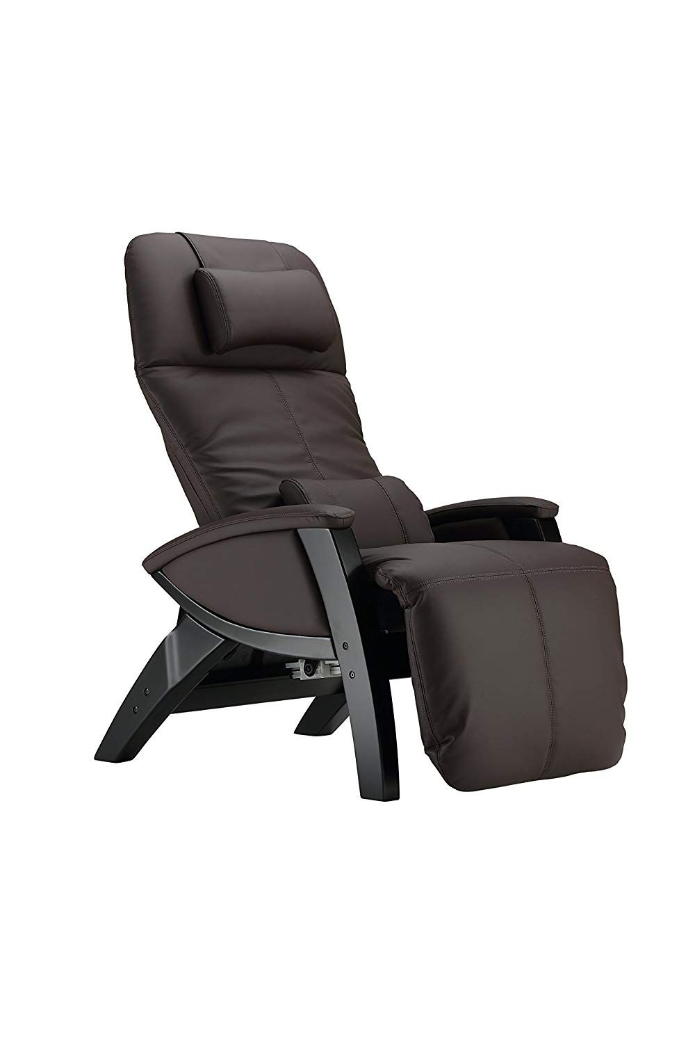 Amazon Com Cozzia Dual Power Zg Recliner Chocolate Kitchen Dining Chair Farmhouse Table Chairs