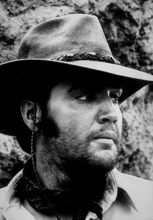 "Elvis Presley in ""Charro!"" (1969)"