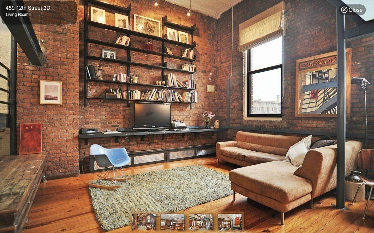 Open loft bedroom ideas   Creative Urban Industrial Decor ideas To Accent Your Industrial