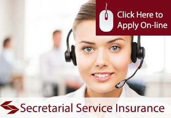 Self Employed Secretarial Services Liability Insurance