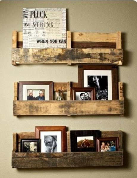 I love love love pallet projects!