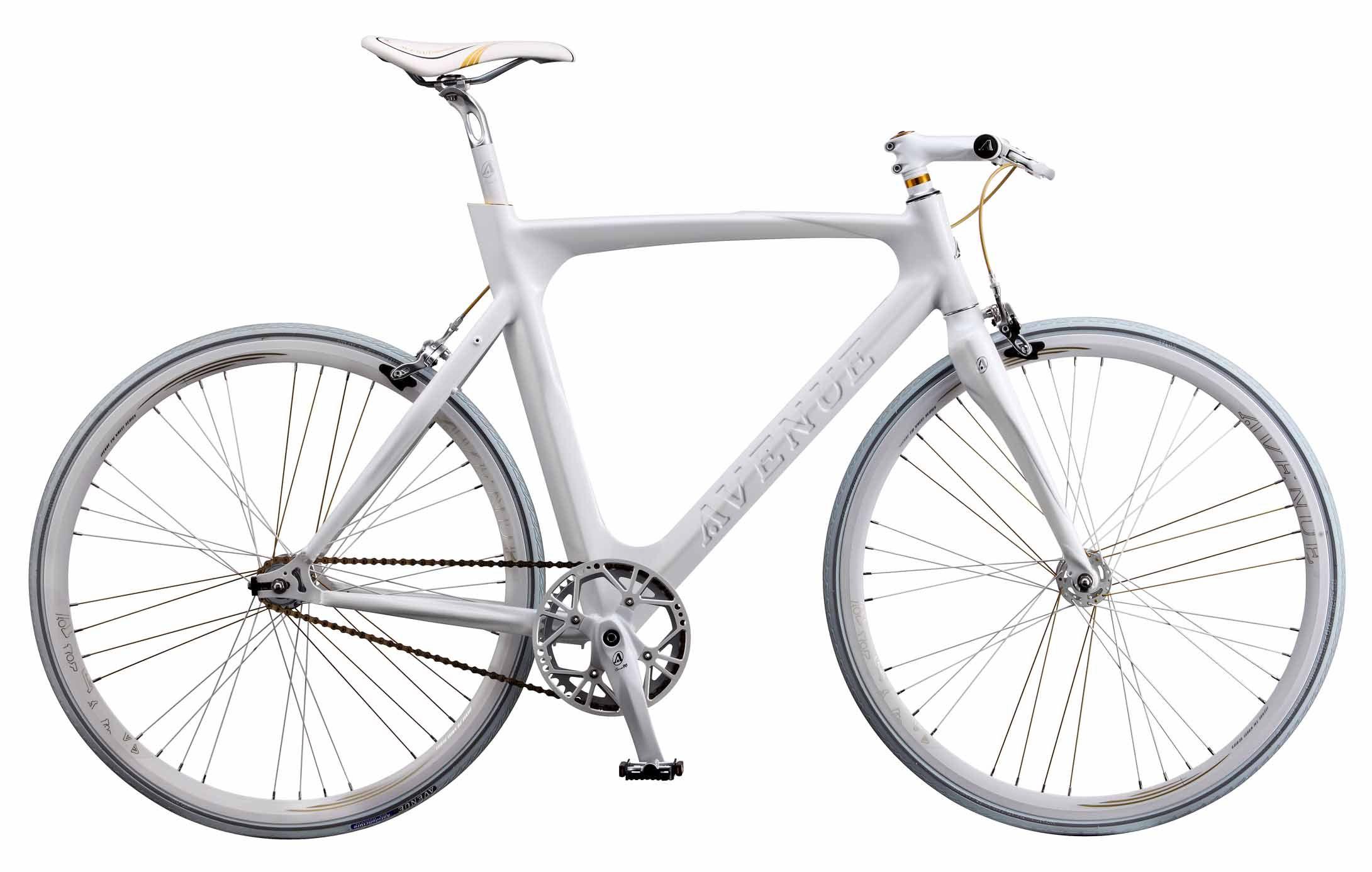 Avenue Bicycles: Airbase Pista urban bike //