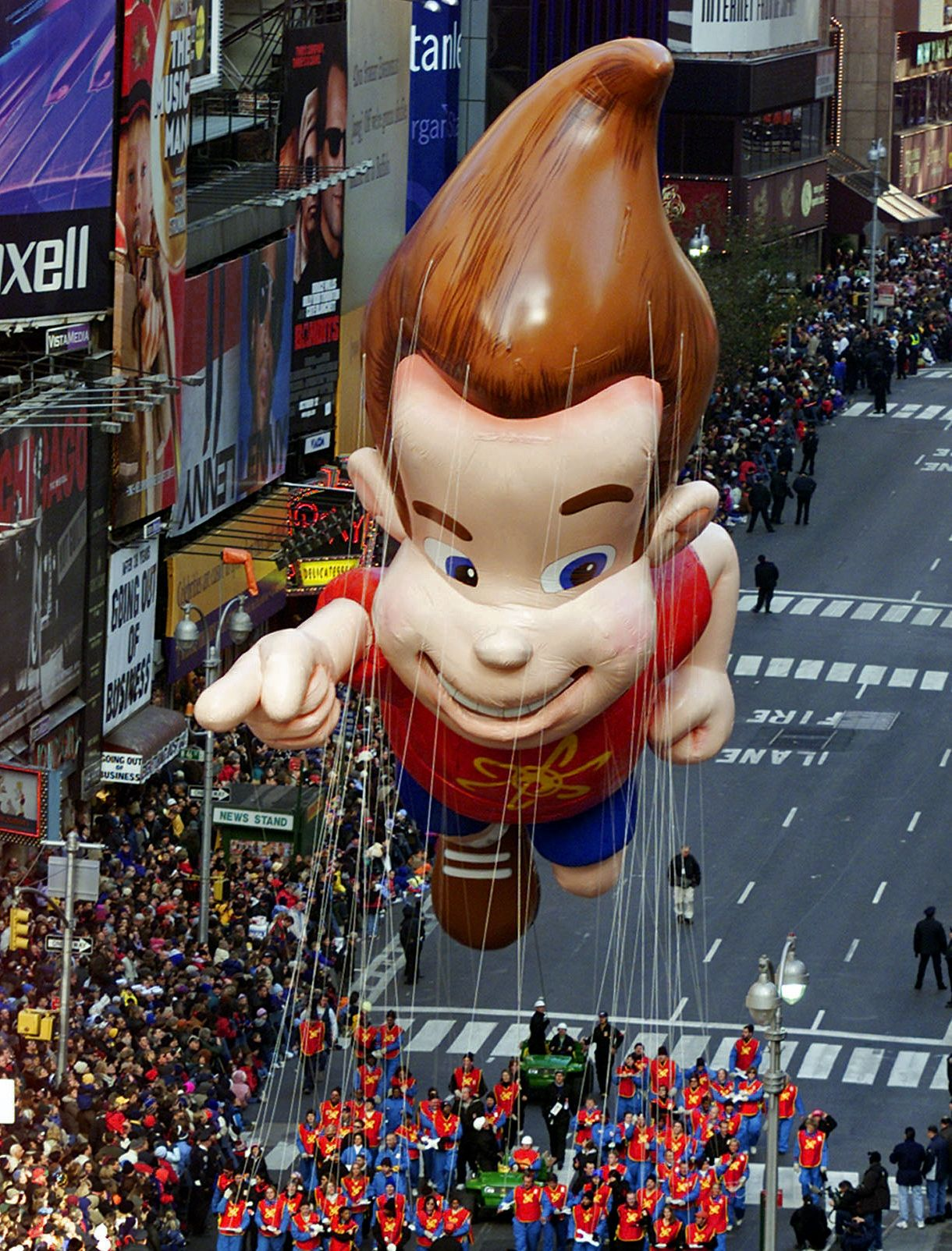 Outrageous Macy S Thanksgiving Day Parade Balloons Macys Thanksgiving Parade Thanksgiving Day Parade Macy S Thanksgiving Day Parade