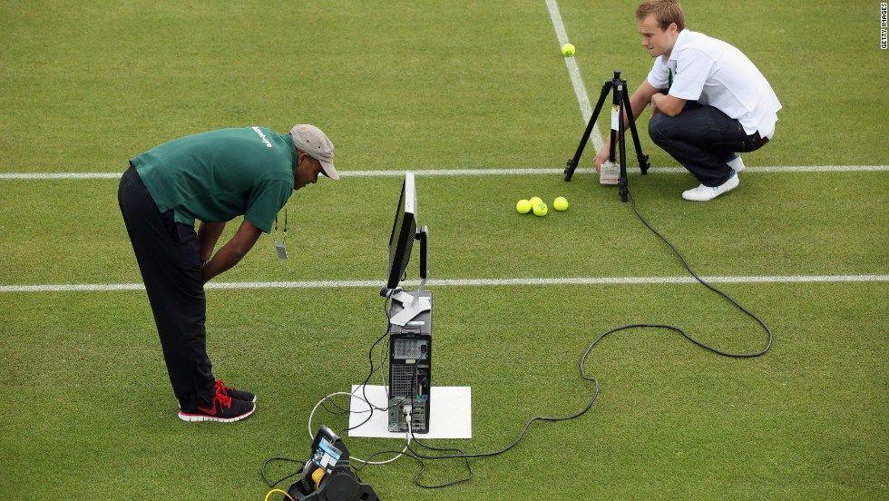 Latest Technology In Sports Like Soccer Tennis And Cricket Soccer Soccer Tennis Tennis