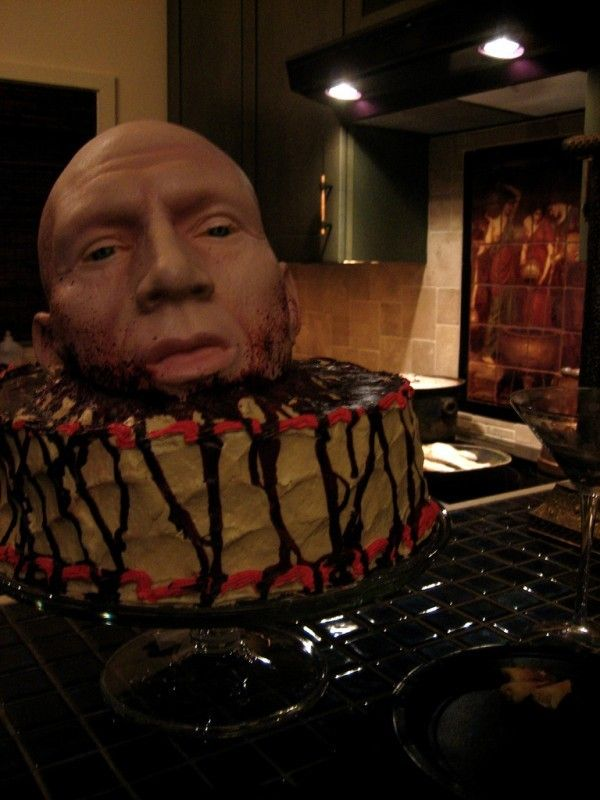 Creepy Cakes of all time - http://blog.hepcatsmarketing.com - check out our blog network for more news like this!