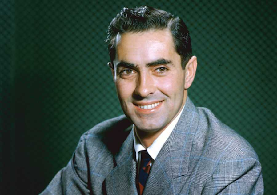 Tyrone Power #hollywoodlegends Tyrone Power | 20 Gay Hollywood Legends | Purple Clover #hollywoodlegends