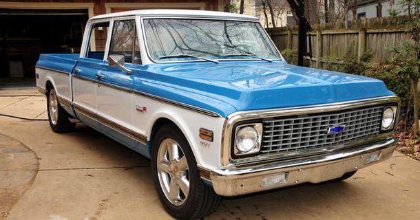 Chevrolet Of Boaz >> Old school 4 door truck | Badass Vehicles | Chevy trucks, Jeep cars, Gmc trucks