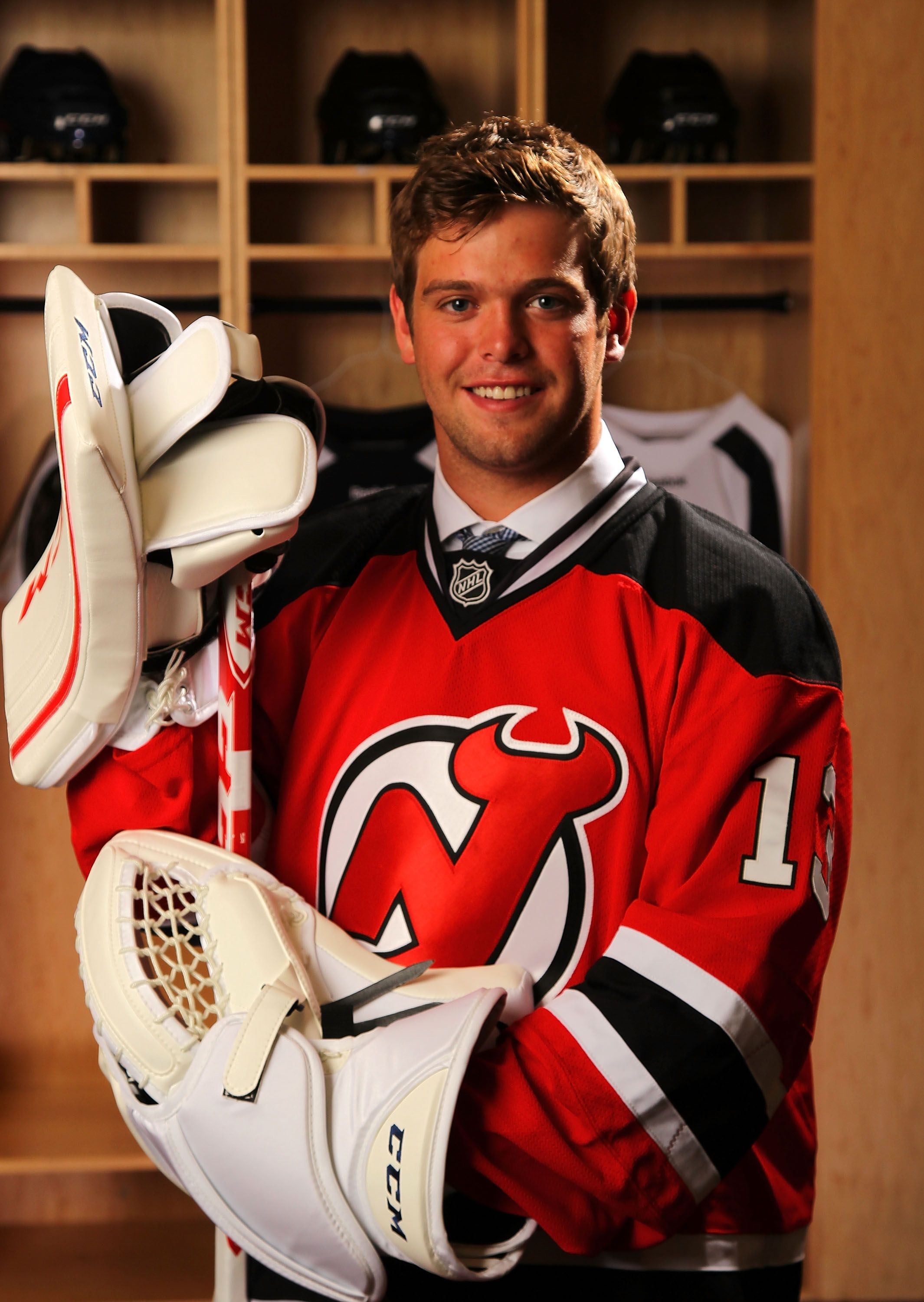 Save Brodeur The Njdevils Draft Martin Brodeur S Son Anthony