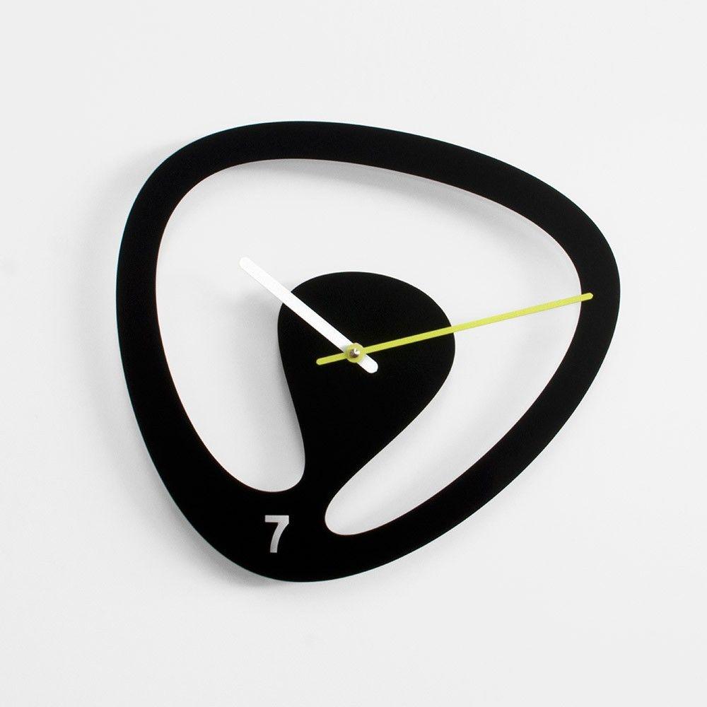 Reloj pared Seven. Progetti   Reloj pared adhesivo, Pintar diseños y ...