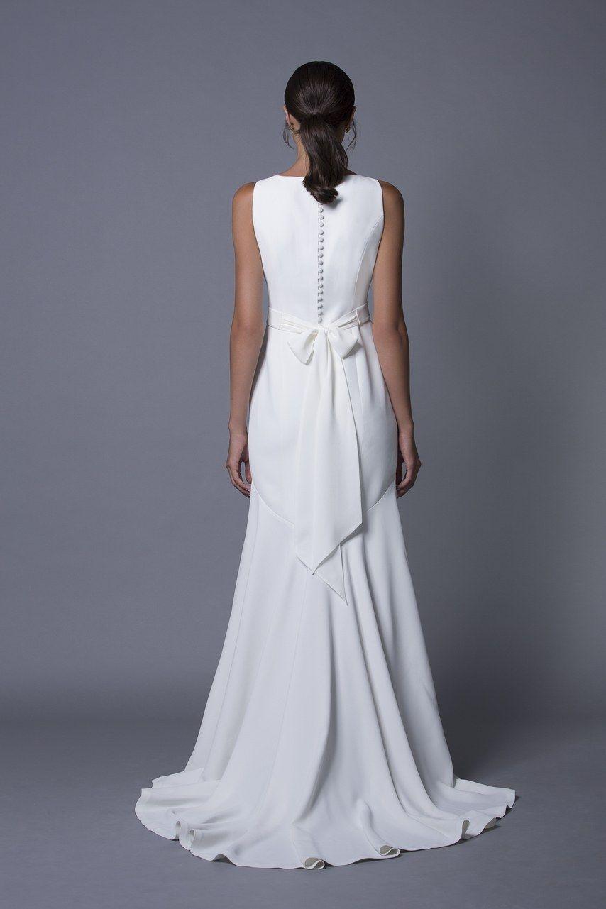Vestidos de novia, en tendencia 2017