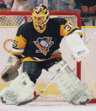 Thomas Patrick Tom Barrasso Pittsburgh Penguins Hockey Pittsburgh Penguins Pittsburgh Sports