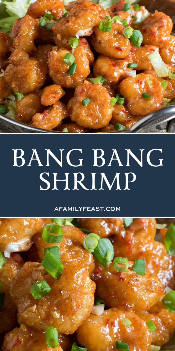 Bang Bang Shrimp #seafooddishes