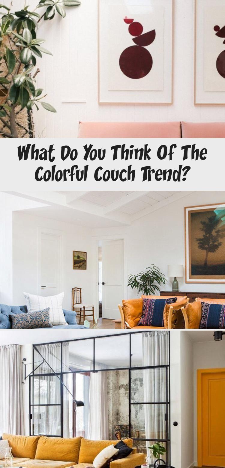 What do you think of the colorful couch trend? #colorful #moderninterior #interiorsinspo #sofa #couch #livingroominspo #livingroom #interiordesignLoft #interiordesignContemporary #interiordesignCareer #interiordesignLayout #interiordesignStore