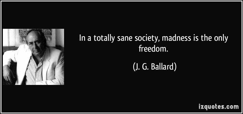 j.g. ballard quotes ile ilgili görsel sonucu