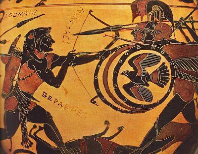 guerrieri greci nel 2020 | Arte antica greca, Arte greca e Arte antico