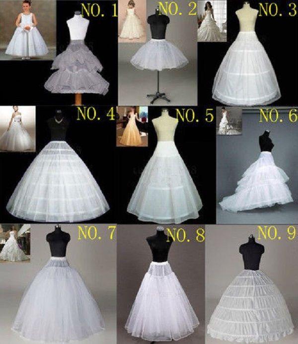 Petticoat For Wedding Dress With Chapel Train Crinoline Bridal Underskirt Wedding Accessories Long Train Wedding Dress Slip Wedding Dress Wedding Dress Train