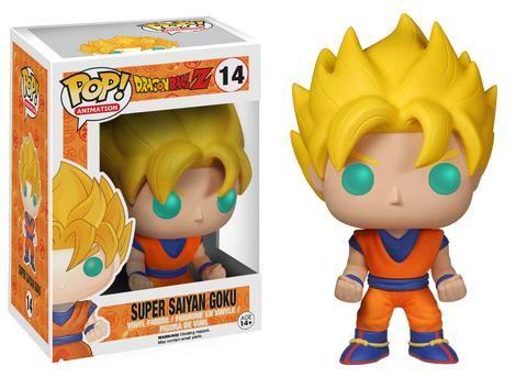 Funko POP! Animation: Dragonball Z - Super Saiyan Goku