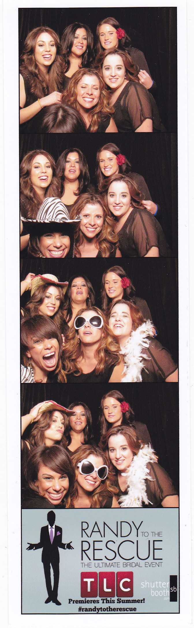 Amelia C & Co takes over ShutterBooth at Randy to the