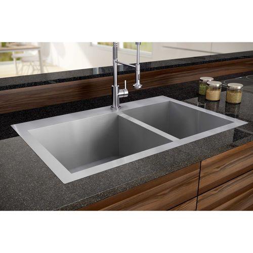 Costco Wholesale Sink Double Sink New Kitchen