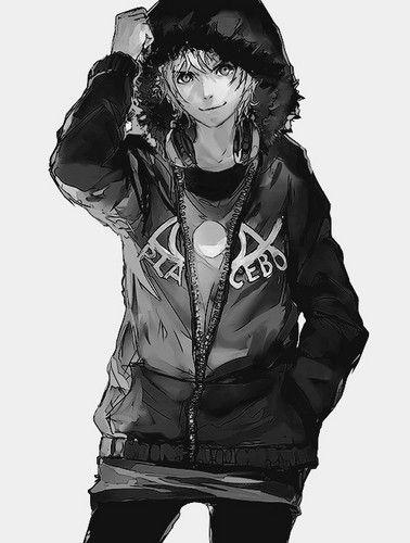 Anime Photo Cute Anime Boy In Jacket Cute Anime Boy Cute Anime Guys Anime Boy