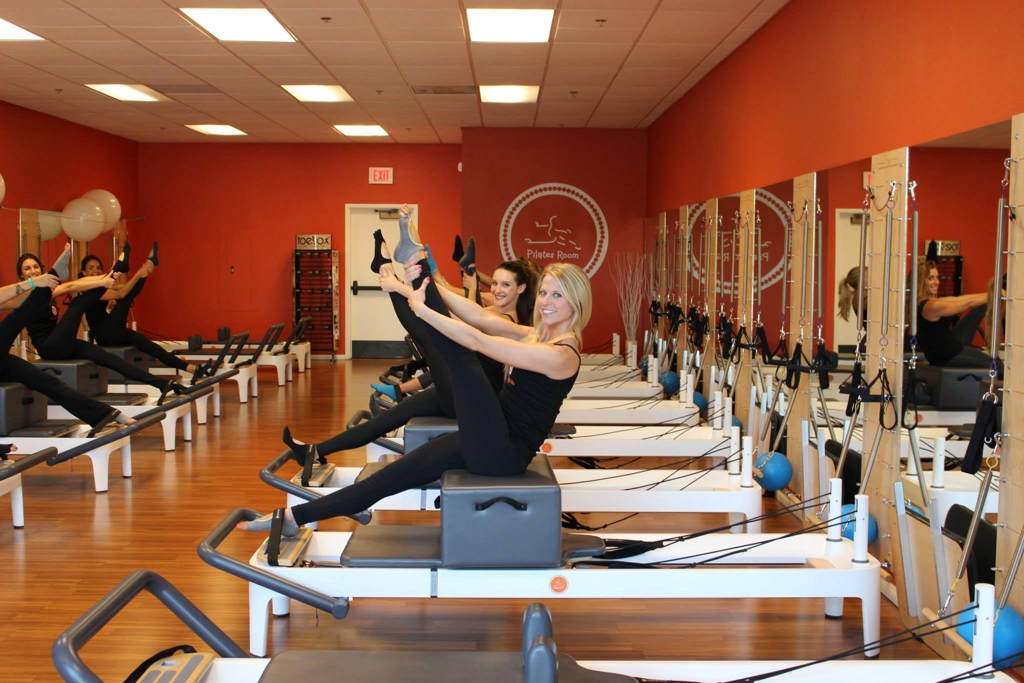 Pilates Room Studios Mission Valley Bethechange Studio
