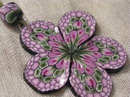 Resultado de imagen para llaveros artesanales en porcelana fria con decoupage