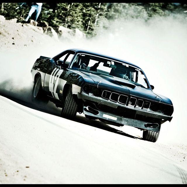 Cool Old Cars, Custom Cars, Vintage Racing