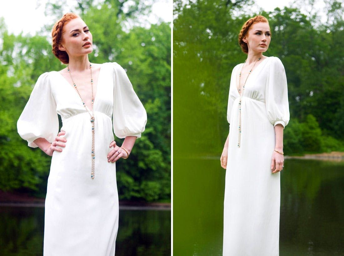 Non traditional wedding dress   NonTraditional Wedding Dresses for the Modern Bride