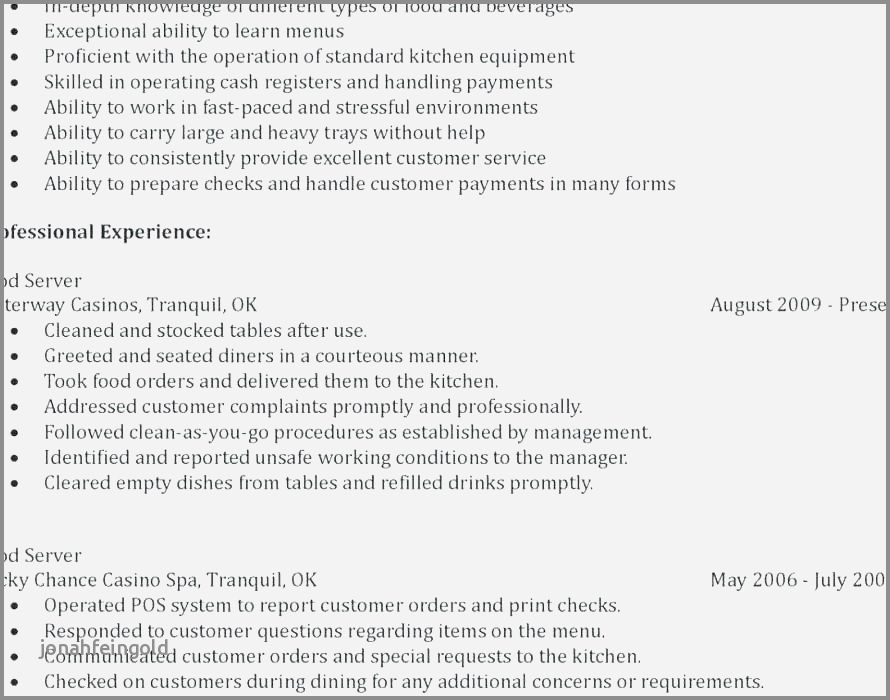 73 Awesome Images Of Best Resume Examples Malaysia